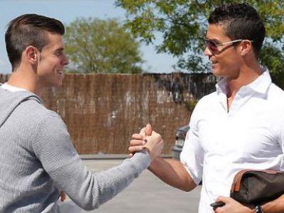 """Gareth Bale a fost luat """"in primire"""" de Cristiano Ronaldo! Lista incredibila a transferurilor facute de Real in ultima zi de mercato in ultimii 11 ani:"""