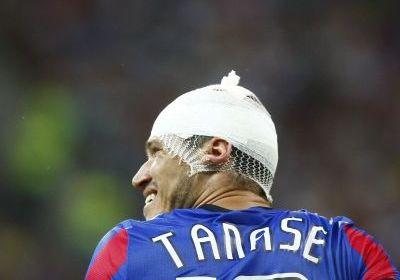 """Tanase este OUT dupa ce s-a accidentat la meciul cu Turcia! Reghecampf: """"Speram sa il recuperam pana la meciul cu Schalke!"""""""