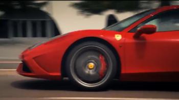 Ferrari a dezlantuit MONSTRUL! Masina speciala pentru o editie speciala! Prinde suta in 3 secunde si are un sunet genial!