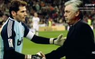 """Prima VESTE BUNA primita de Casillas in acest sezon! Anuntul facut de Carlo Acelotti: """"Da, este adevarat!"""""""