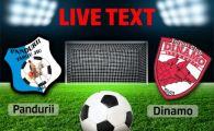 Au castigat EROIC! Pandurii au intors scorul cu Dinamo si sunt gata sa faca SENZATIE in Europa League! Vezi toate fazele din Pandurii 2-1 Dinamo