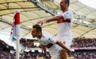 VIDEO: Maxim ii uimeste din nou pe nemti: pasa de GOL si o prestatie excelenta in Hertha 0-1 Stuttgart!