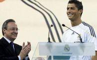 OFICIAL: Cristiano Ronaldo a semnat prelungirea contractului pana in 2018 si a devenit cel mai bine platit jucator din Spania!
