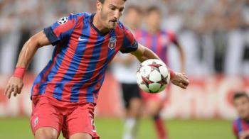 Piovaccari isi simte postul amenintat! Cum a reactionat dupa dubla reusita de Kapetanos in primul meci de la revenirea in Ghencea: