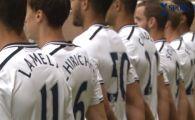 Chiriches a crezut ca a ajuns pe alta lume! CATERINCA totala la antrenamentul lui Tottenham! Ce a patit un coleg chiar sub ochii romanului: VIDEO