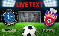 Viitorul 0-0 Botosani! Moldovenii egaleaza Astra si Petrolul in fruntea clasamentului! Oamenii lui Hagi, fara victorie in acest sezon