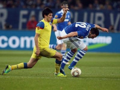 Steaua, Steaua si iar Steaua! Nemtii de la Schalke se gandesc doar la meciul de Liga! Ce spune un titular inaintea intalnirii cu Tanase si Piovaccari: