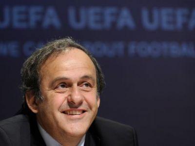 """Platini se gandeste sa candideze la presedentia FIFA: """"Nu m-am hotarat inca!"""" De ce nu vrea sa anunte acum:"""