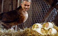 "Mourinho a INNEBUNIT de tot in conferinta de presa! Si-a detaliat reteta: ""Am niste oua tinere care au nevoie de o mama"""