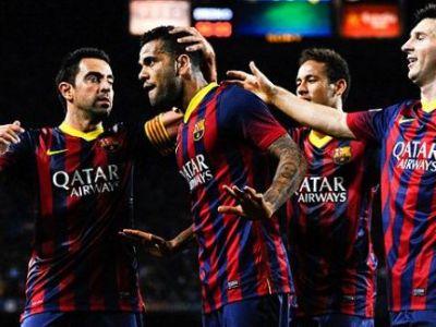 SURPRIZA in echipa Barcelonei! Un jucator de baza este lasat pe banca de rezerve la primul meci in noul sezon de Champions League!