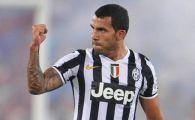 Moment STUPEFIANT in vestiarul lui Juventus! Tevez l-a facut PRAF pe Llorente dupa egalul de aseara! Cuvintele JENANTE pe care i le-a zis:
