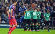 AM FOST ca ei! Schalke e demolat Steaua cu 3-0, dar diferenta a fost mult mai MICA! Cifrele care ii vor enerva pe jucatorii lui Reghe: