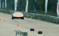 VIDEO PANICA maxima la 405 km/h! Un Lamborghini de 2000 de cai a terminat cursa in FLACARI! Cum s-a incheiat faza: