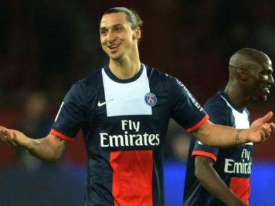 Replica lui Zlatan pentru Ronaldo! Suedezul si-a prelungit contractul cu PSG! Ce salariu va avea: