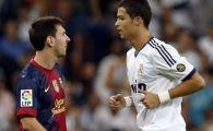 Messi si Ronaldo au ceva in comun: hat-trick-ul! Singura echipa din lume pe care au facut-o de RUSINE amandoi! VIDEO