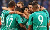 Steaua a facut un RECORD NEGATIV in Liga! Schalke a scris istorie in doar 90 de minute! Care sunt cifrele: