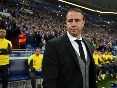 """Reghe, criticat pentru schimbarile facute in meciul cu Schalke: """"O echipa mare poate sa revina dupa greseala de la primul gol"""""""