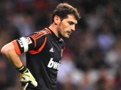 """Sacrificiul lui """"San Iker"""": portarul este disperat sa revina pe teren! Ce decizie a luat dupa accidentarea din meciul cu Galata:"""