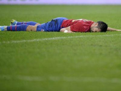Rusescu, lasat inca o data in afara lotului! Fostul GOLEADOR al Stelei NU joaca nici cu Estoril!