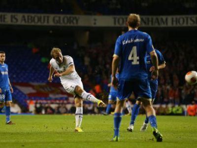 VIDEO: Eriksen, super GOLAZO la primul meci european pentru Tottenham! Toate rezumatele din Europa League sunt la Sport.ro, ora 16.00
