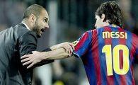 Dezvaluiri despre cealalta fata a lui Leo Messi! Cum l-a umilit Messi pe Guardiola cu trei ore inainte de un meci al Barcelonei: