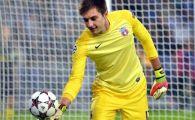Steaua il poate pierde GRATIS pe Tatarusanu! Portarul vrea salariu mai mare! Ce a anuntat agentul sau: