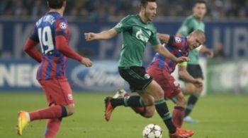 """Primul SCANDAL dupa meciul cu Schalke! """"Sunt chiar obraznici! Cum se poate asa ceva?!"""" Stelistii au suparat o mare legenda a clubului:"""