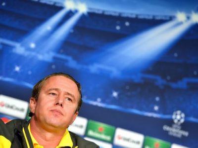 """""""Meciul cu Schalke a fost un accident, baietii au demonstrat asta!"""" Cui ii dedica Reghe victoria cu Botosani:"""