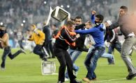 Imagini APOCALIPTICE la Besiktas-Galatasaray! Derby-ul Turciei a fost suspendat din cauza fanilor! Ce s-a intamplat: VIDEO