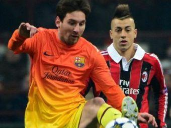 """Schimbul neasteptat cu care Barca si-ar face un trio """"DIAVOLESC"""": Messi-Neymar-EL SHAARAWY! Ce spun spaniolii:"""
