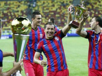 "Steaua i-a luat SuperCupa, el vrea TITLUL! ""Luptam pana la capat, nu au castigat inca!"" Mesajul care da 'IGNORE' lui 'US 25':"