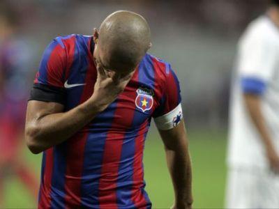 """""""Este calapodul Stelei, va lasa un gol imens!"""" Steaua poate recurge la o masura extrema: sa-l VANDA pe Bourceanu pentru a nu-l pierde gratis!"""