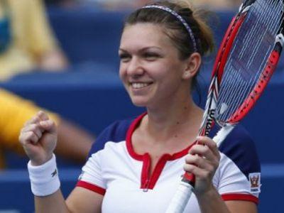 BLESTEMUL Williams! Simona Halep si-a aflat adversara din optimile de finala la Tokyo!