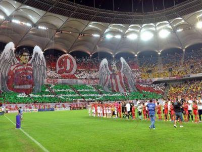 Singurul top in care Dinamo o UMILESTE pe Steaua! Surpriza de proportii la media de spectatori! Multescu a reusit o minune!