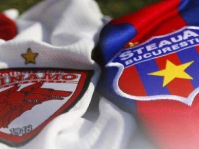 Cine bate recordul de goluri in Cupa: Dinamo sau Steaua?