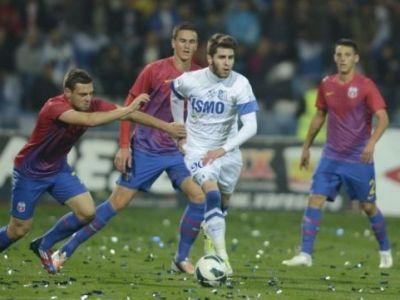 Reghe l-a SCOS de pe lista UEFA, el primeste 100.000 de euro! Cea mai buna VESTE pentru unul dintre jucatorii Stelei: