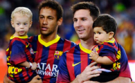 VIDEO: Neymar a dat PRIMUL sau gol in Spania! Barcelona 4-1 Real Sociedad! Messi si perechea sa din atac au aratat poza zilei! FOTO