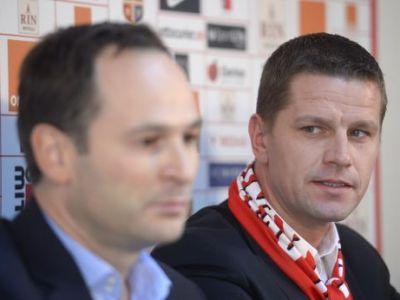 """Negoita anunta un nou inceput pentru NEW Dinamo: """"Flavius Stoican e omul potrivit, nu castiga 1000 de euro!"""" Ce golgheter anunta actionarul dinamovist:"""