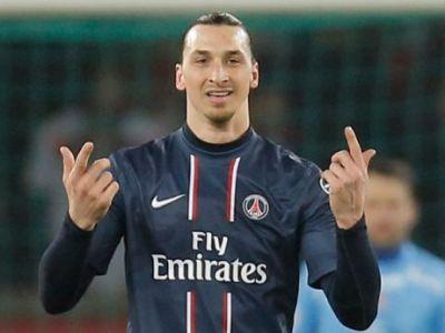 Nu doar Ronaldo poate! Zlatan i-a bagat in sedinta pe seicii lui PSG! Poate sa isi cumpere o echipa mai mica la cati bani o sa castige acum la PSG: