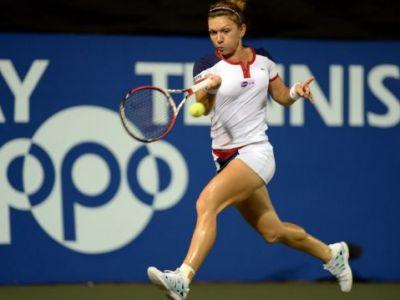 Simona Halep a ratat calificarea in sferturi la Tokyo: romanca a fost invinsa de Venus Williams in 3 seturi! Meciul Soranei Carstea a fost intrerupt la 4-1!