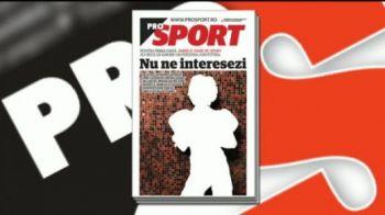 PREMIERA in presa din Romania! AMBELE ziare de sport au decis sa ignore un personaj din fotbal!