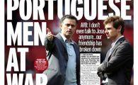 Chiriches, gata de primul RAZBOI din Premier League! URA TOTALA intre Mourinho si Villas Boas! Declaratiile care detoneaza Londra: