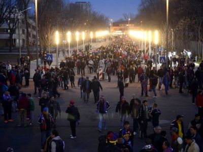 FABULOS! Steaua vrea record pe National Arena! Mesajul unui jucator inainte de meciul cu Chelsea