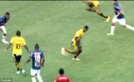 Barca a uitat de tiki-taka, Barcelona din Ecuador a imbunatatit-o! Gol SENZATIONAL marcat dupa o faza perfecta! Pasa cu calcaiul care l-ar face invidios si pe Messi: VIDEO