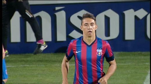 """""""Ba, asta de cand e la Steaua?!"""" Fanii nu stiau ca jucatorul asta e al Stelei! Omul-surpriza pe care NIMENI nu se astepta sa-l vada"""