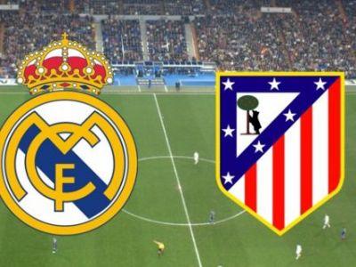 LIVEBLOG 3 in 1 | DRAMATISM maxim in Real Madrid 0-1 Atletico! Diego Costa aduce prima victorie dupa 14 ani de seceta! Fazele meciului: