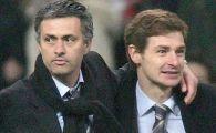 """Aroganta MAXIMA cu care Mourinho vrea sa-i inchida gura lui Villas Boas! Antrenorul lui Chiriches, taxat de """"adevaratul sau mentor"""""""