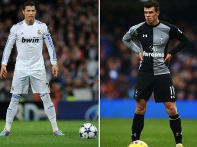 Ronaldo a inceput RAZBOIUL cu Bale! Portughezul se lupta pentru a ramane cel mai STRALUCITOR om din vestiarul Realului! Pe ce a cheltuit 100 de mii de euro: