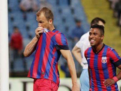 Steaua va avea un nou sponsor principal la meciul cu Poli Timisoara! Vezi cine va aparea pe tricoul Stelei in aceasta seara