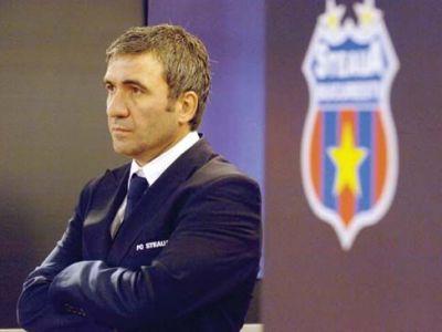 Fara REGE, Steaua n-ar fi jucat in Liga Campionilor! Situatie incredibila: Gica Hagi i-a salvat pe pustii Stelei! Ce conditie a pus